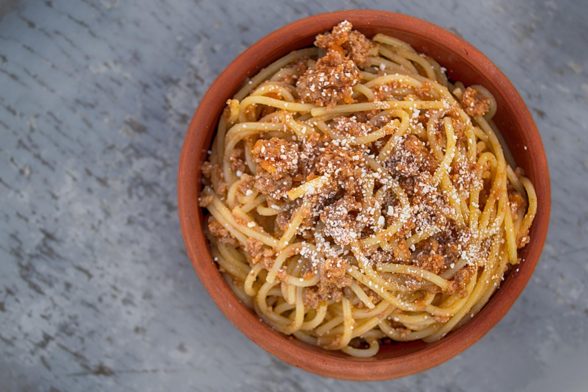 spaghetti-kødsauce