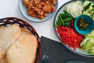 kyllingeshawarma