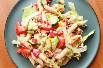 Salat ala clubsandwich