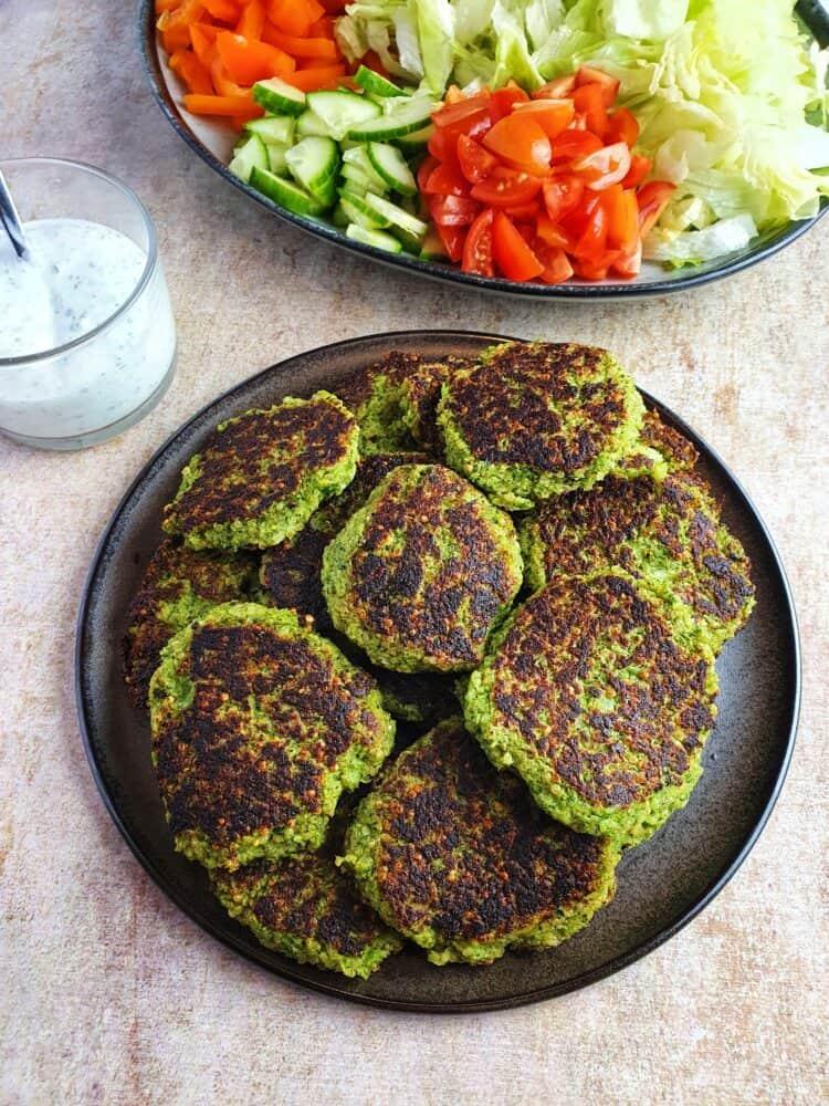 quinoadeller med broccoli