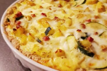 Kartoffeltærte