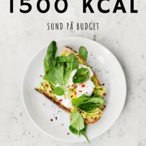 Sund på budget kostplan 1500 kcal