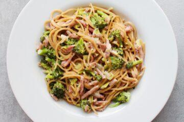 one pot pasta skinke