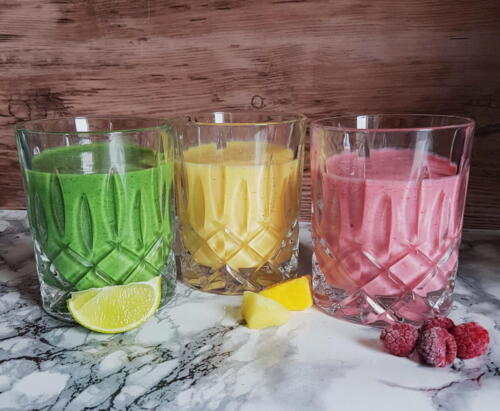 3 slags sunde smoothies