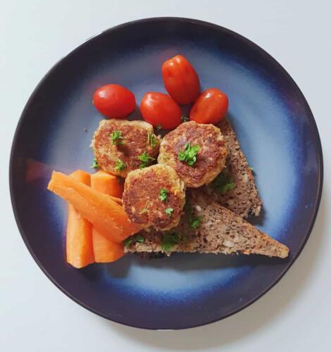 Pesco vegetarisk Madplan 3