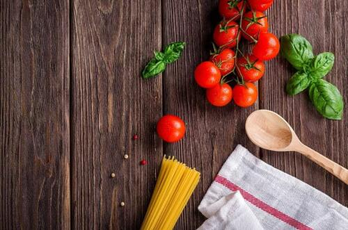 Vegetarisk one pot pasta med linser